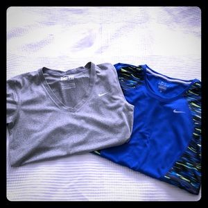 Nike Dri-Fit Shirts for Women